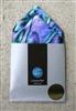PAUA PRINTED POCKET HANDKERCHIEF