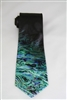 FADE OUT PAUA PRINTED TIE