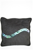 Single Wave Paua Cushion